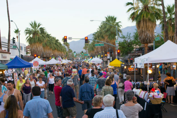 Palm-Springs-Village-Fest