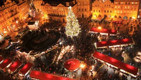 prague czech republic christmas markets