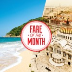 Fare of the Month – Aeromexico to Puerto Vallarta and Mexico City