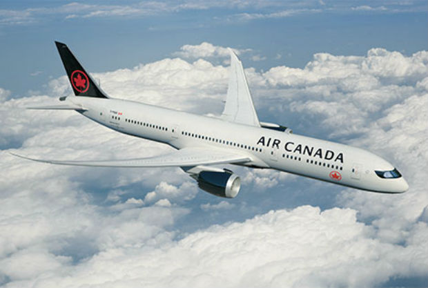 air canada new livery new paint job air canada new uniform new air canada menu