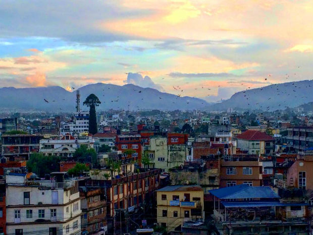 panorama of nepal tour with g adventures