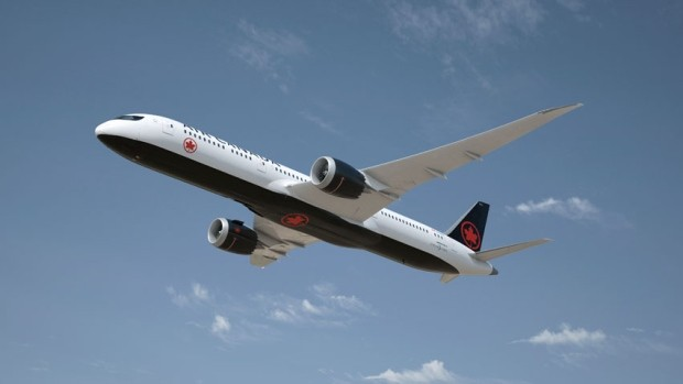 Asia highlights Air Canada