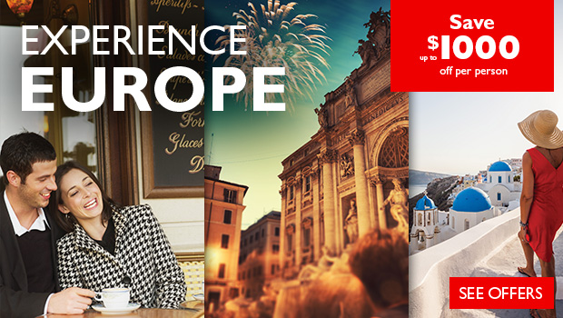 save on europe at flight centre