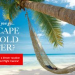 And the Winner of Our 'Where Should You Go to Escape the Cold Winter' Contest is…