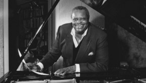 canadian jazz musician legend oscar peterson
