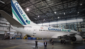 WestJet rebrands as Canada Air
