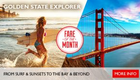 Fare of the month Flight Centre Canada May 2017