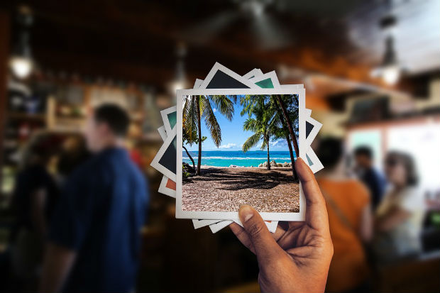cool travel photos polaroid images of professional photography