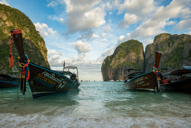 boats in thailand g adventures