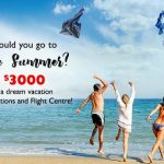 The winner of our 'Where Should You Go to Welcome Summer' WestJet contest is…