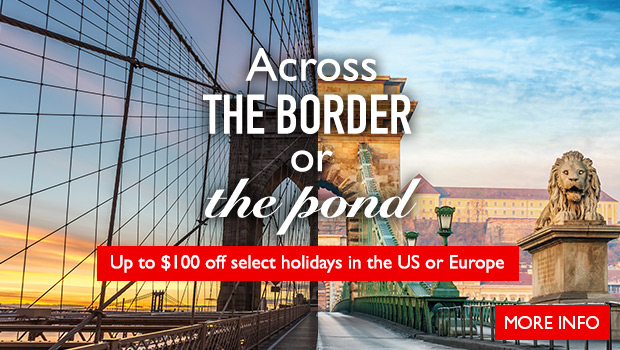 save on holidays to the US and europe with flight centre
