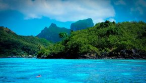 paradise bora bora south pacific beautiful