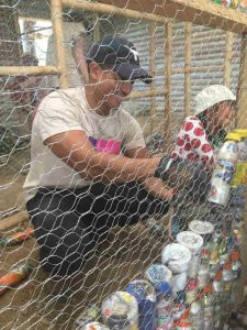 project somos team in guatemala building houses