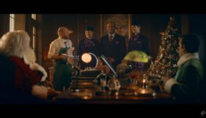 air new zealand's christmas video