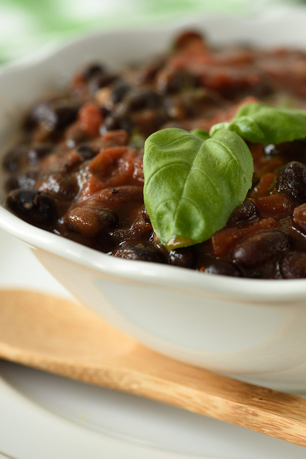 delciious-bowl-of-black-bean-soup-garnished-with-basil