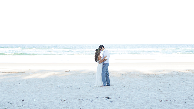 bride-groom-white-sand-beach-caribbean-destination-wedding