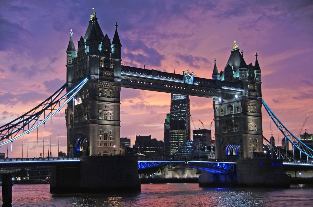 Fun Family Vacations in London, England
