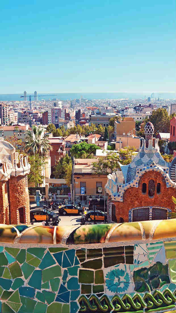 Fun Family Vacations in Barcelona, Spain