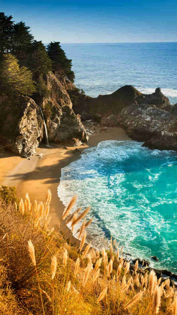 Mcway falls is gorgeous - take your loved one to this romantic spot