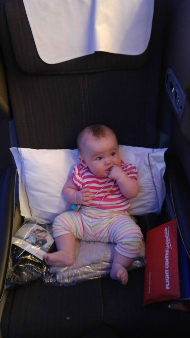 travel-with-kids-cute-baby-flight-centre-documents
