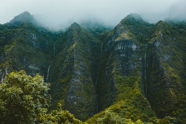 Mountains of Maui