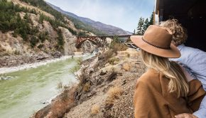 young-couple-enjoy-the-rocky-mountaineer-bc-landscapes