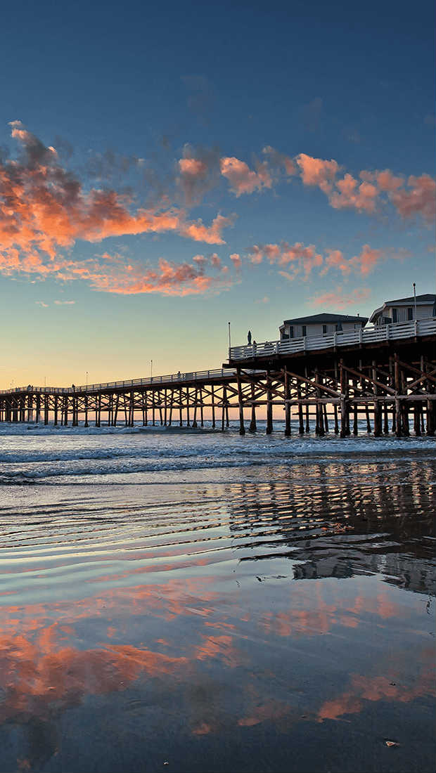 Best beaches in California - Pacific Beach