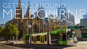 getting around melbourne travel guide