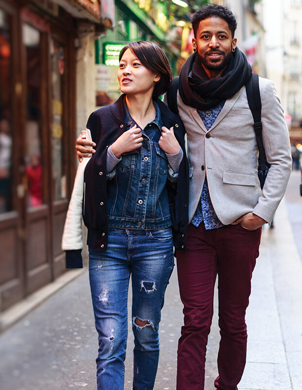 Things to Do in Paris - Couple enjoying a city tour