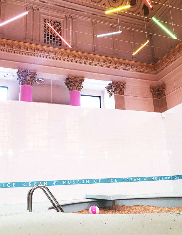 Things to Do in San Francisco - Museum of ice cream sprinkle pool in San Francisco