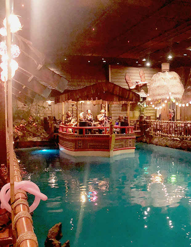 Things to Do in San Francisco - Tonga room at The Fairmont in San Francisco