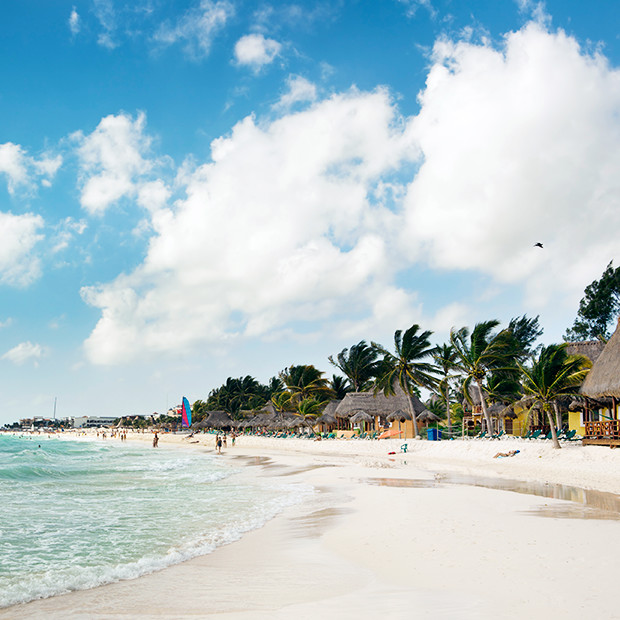 things to do in Playa del Carmen, beaches