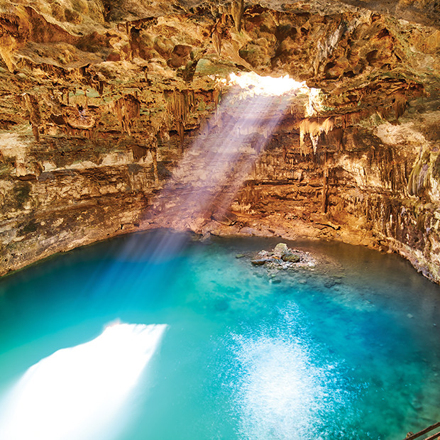 things to do in Playa del Carmen, cenotes