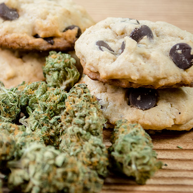 Travelling with weed as edibles