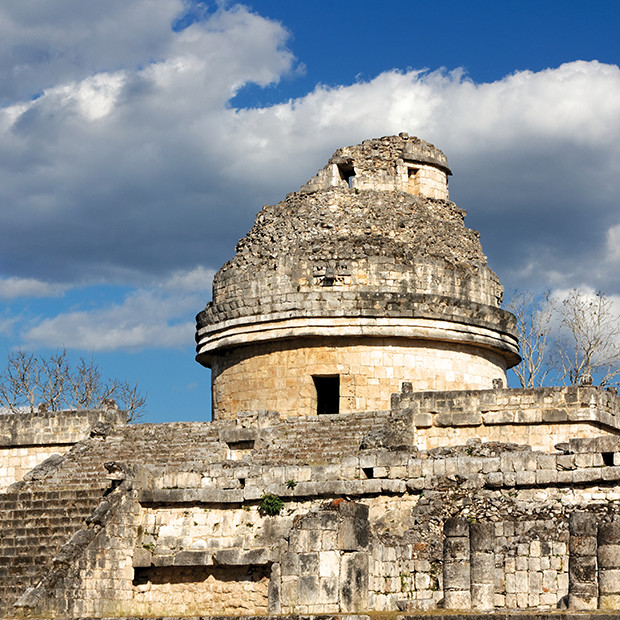 things to do in Playa del Carmen, see the ruins