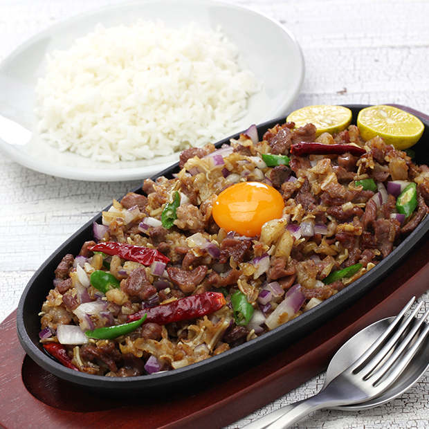 Asia highlights Manila's pork sisig
