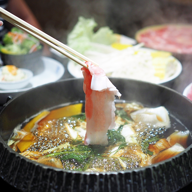 Asia highlights Shabu Shabu hot pot