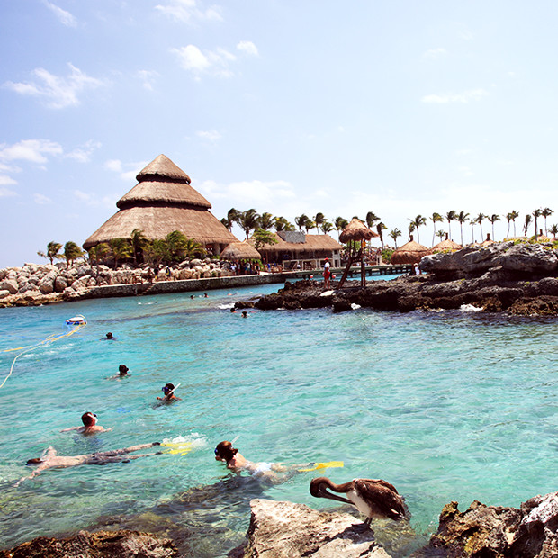 things to do in Playa del Carmen, waterparks