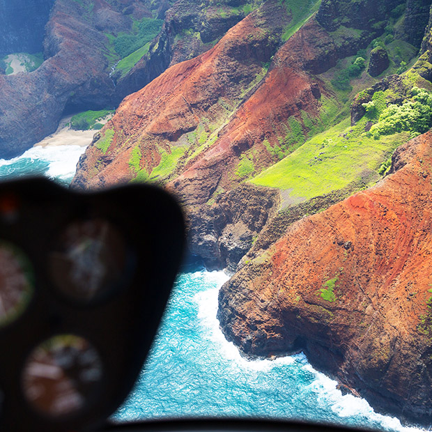 Things to do in Hawaii helicopter tour