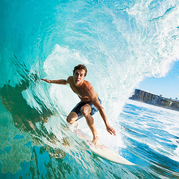 Things to do in Hawaii watch pro surfing