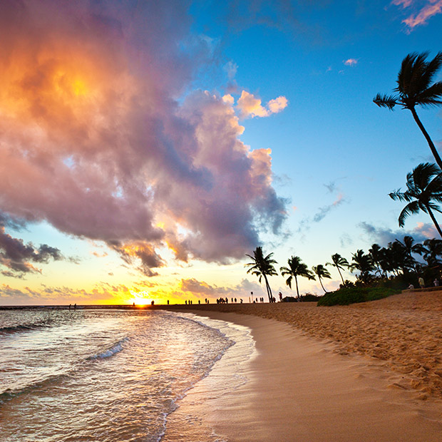 Things to do in Hawaii with kids beaches
