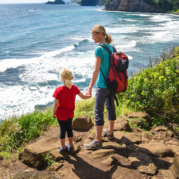 Things to do in Hawaii with kids hiking