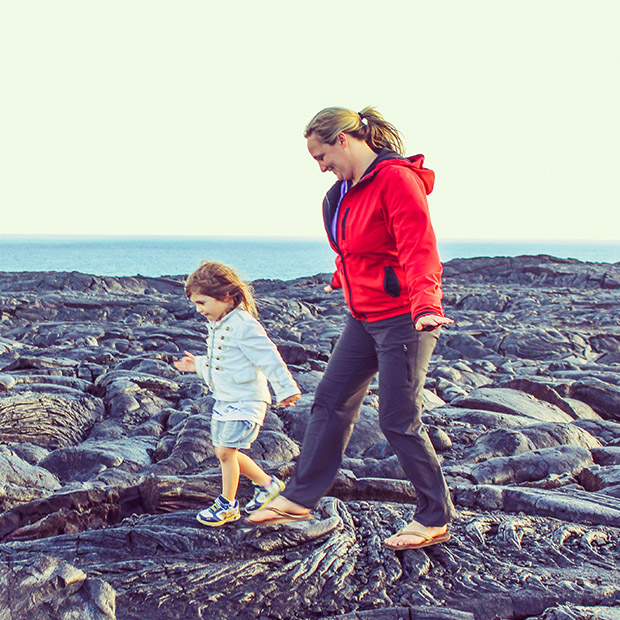 Things to do in Hawaii with kids volcanoes