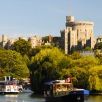 Traditional Europe Travel Guide Series: Windsor Castle, England