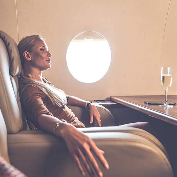 what it's like to fly with the best airlines