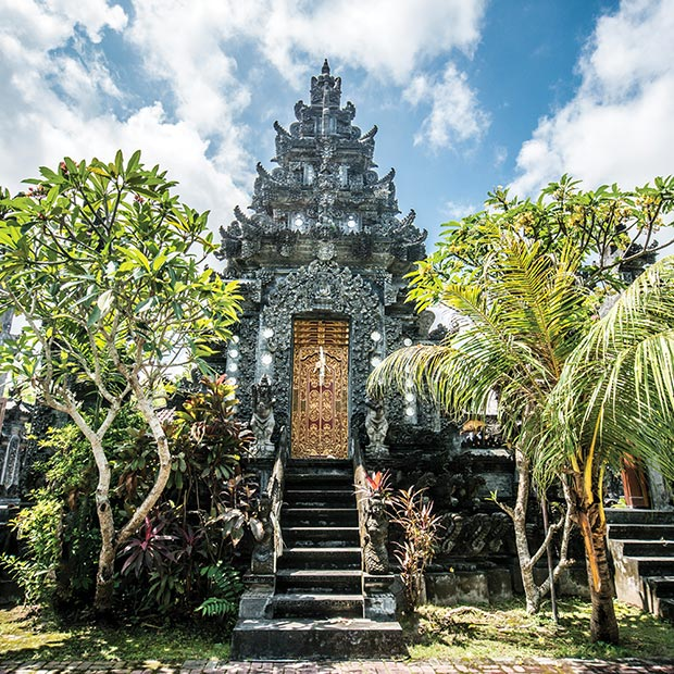 Bali attractions temples