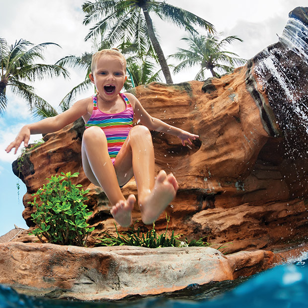 Bali attractions : waterparks