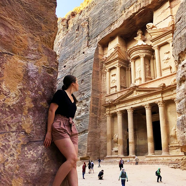 Highlights of Jordan Treasury in Petra