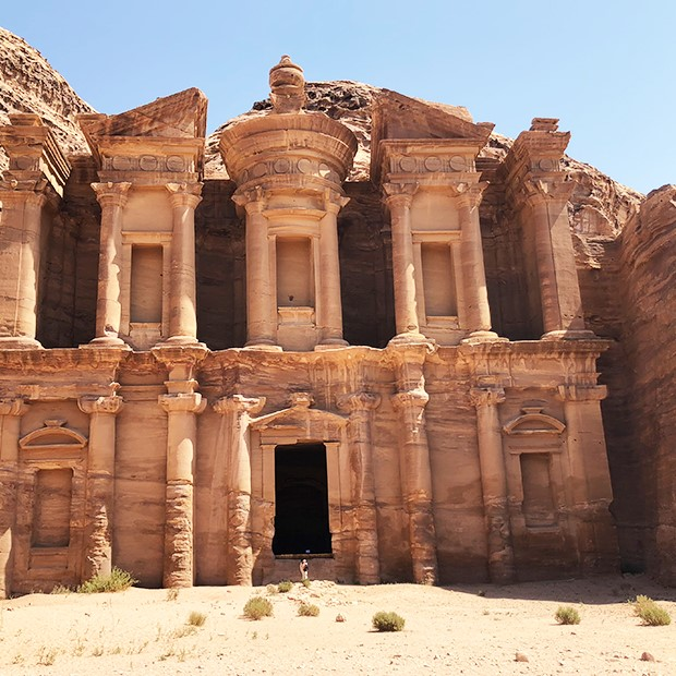 Highlights of Jordan Petra