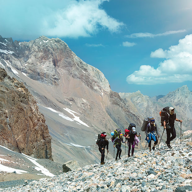 nepal tour 2019 walking